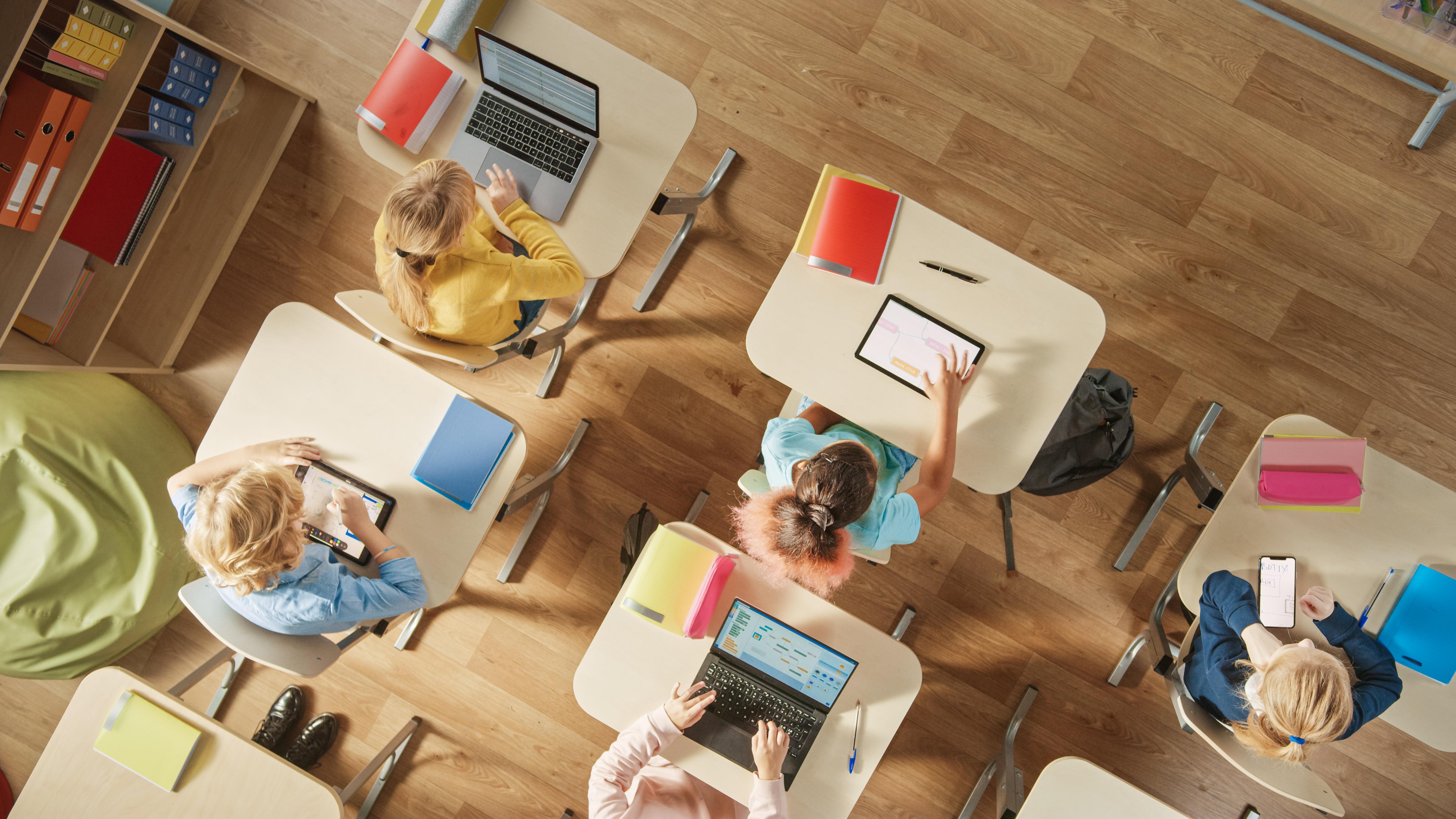 Digitales Klassenzimmer – o2 macht´s möglich - Featured Image